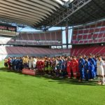 第5回ZENT CUP少年サッカー大会開催
