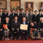 北沢組合が世田谷区に福祉車両寄贈、累計50台に