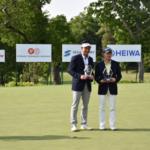 ゴルフを通じて社会貢献、メーカー5社がサポート