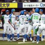 セガサミー野球部が快進撃、日本選手権で準優勝