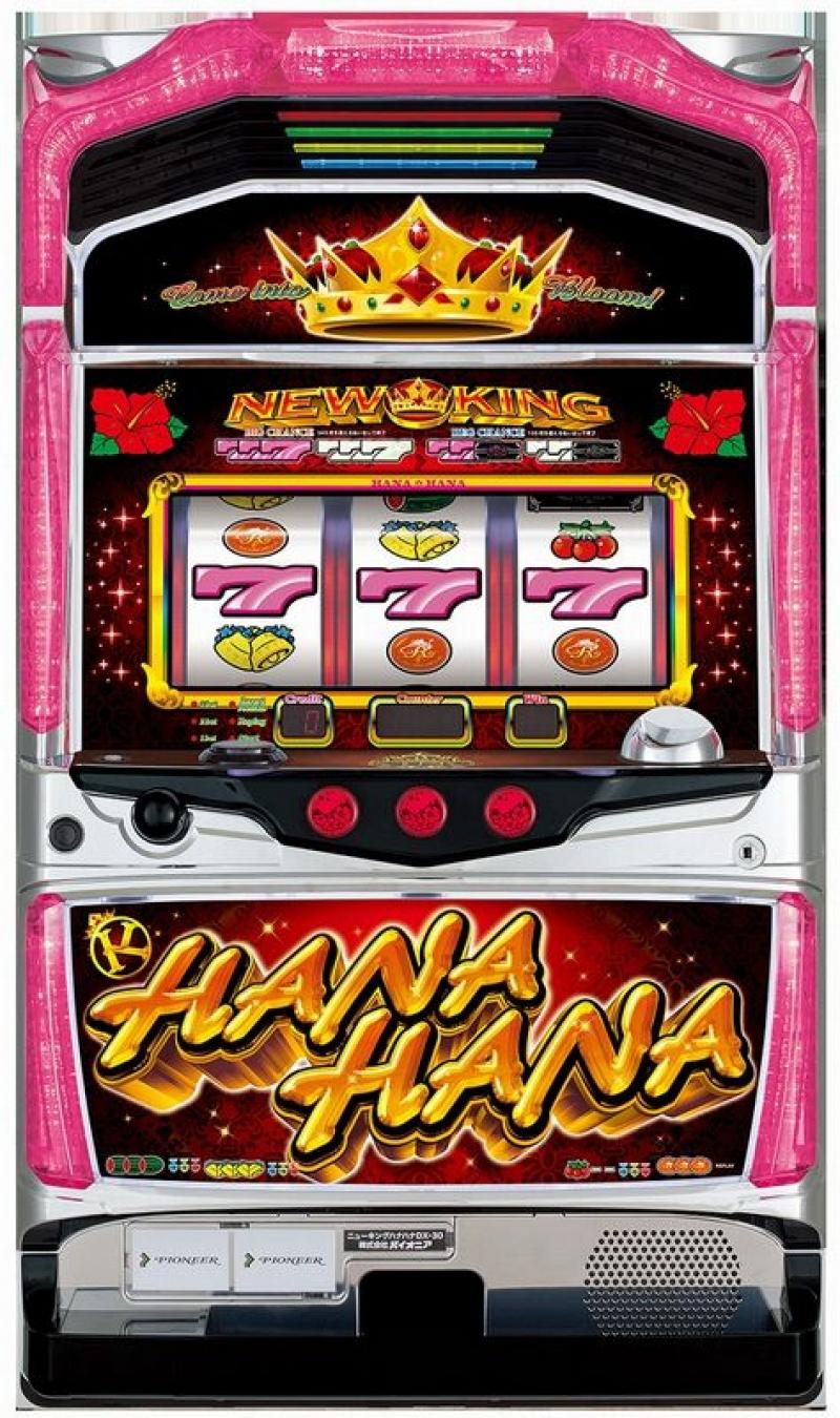 『ニューキングハナハナ-30 ブラックパネル』