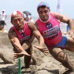 日本のライフセーバーが世界に挑戦~三洋カップ
