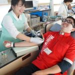 ひぐちグループ、毎年恒例の献血活動実施