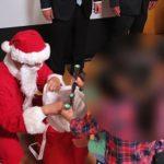 成通グループが育児院にクリスマスプレゼント