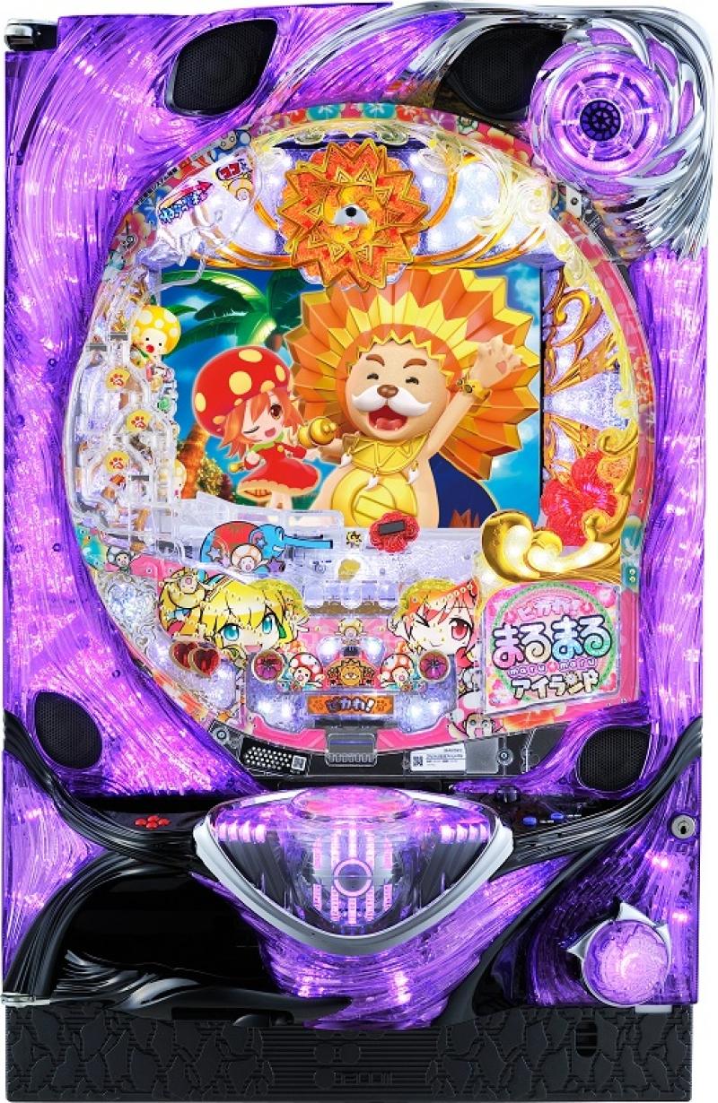 『CRピカれ!まるまるアイランドFPW』(甘デジ)