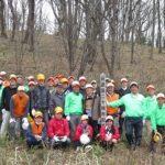 「日遊協共生の森」の里山造成10年計画終了へ