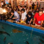 三洋がファンイベント「釣りバカ日誌祭り」開催