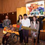 地域貢献事業25周年を記念し式典