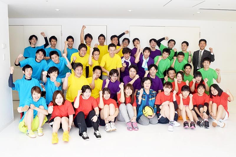 ヒノマルグループからは計5チームが各部門に参加した。