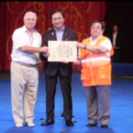 神遊協&神福協がサーカスに2,700人を招待