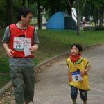 アサヒディード、共走マラソンでボランティア