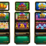 ダイナムJH×WEIKEのカジノ用ビデオスロットが稼働開始