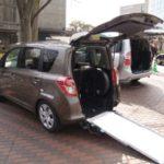 北沢遊技場組合が世田谷区に福祉車両を寄贈