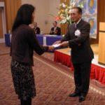 三重県遊技業福祉連合会が県内団体に助成金贈呈