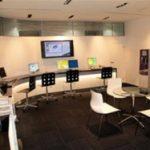 グローリーナスカ、大阪展示室「スコープ」開設
