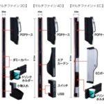 エルゴジャパンがファインマルチシリーズを新発売