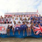 三洋グループ協賛のライフセービングカップが開催