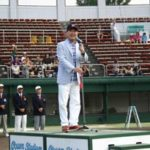 太陽グループ協賛の少年野球大会が今年も開催