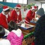 セガサミー、復興支援クリスマスイベント開催