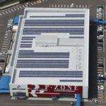 パラダイスの太陽光発電システムが稼働開始
