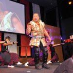 ニューギンが「8月7日は 花慶の日 漢気夏祭」開催