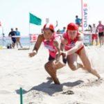 三洋ライフセービング大会、世界の強豪が集結