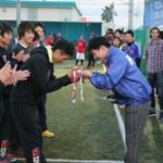 スポーツ通して広島を元気に、プローバカップ開催