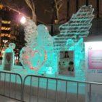 正栄プロジェクト、雪まつりで臓器移植医療PR