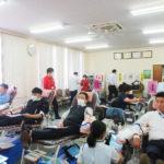 関西遊商、中国遊商が毎年恒例の献血活動