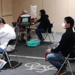 玉屋、休業中の2店舗で献血活動を実施