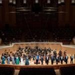 「第5回オペラ歌手紅白対抗歌合戦」に遊楽が特別協賛、盛大に開催