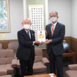 広島県社会福祉協議会にマスク等を寄贈/広島県遊協