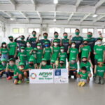 NEXUSレーシングチームの仕事体験イベントに親子400名が参加
