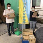 防災備蓄物資をフードバンク団体へ寄贈~ユーコーラッキーグループ