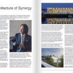 大木啓幹氏、イギリスの建築専門誌が特集